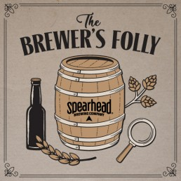 Spearhead Brewing Company Brewers Folly Event Sherlocks Escapes Escaperoom kingston