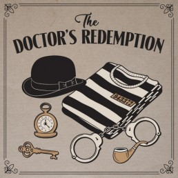 The Doctors Redemption Sherlock's Escapes Escape room Kingston