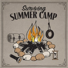 Surviving summer camp virtual escape room