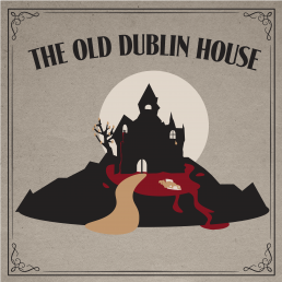 Haunted House Halloween Escape Room Graphic